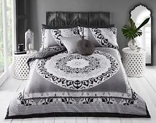 Sleepdown Mandala Duvet Cover Bedding Set + Pillow Case Single Double All Sizes