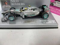 1/43 Minichamps Mercedes GP F1 Team MGP W01 n. Rosberg 2010 410100004