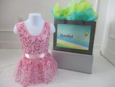 NWT Baby Girl Dress Birthday Party Princess Expressions Size 6-12 Mths
