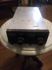 Bendix King KX 175B TSO Airplane Navigation NAV/COM Communication 069-1019-00