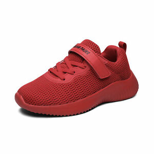 Girls Boys Kids Fashion Sneakers Breathable Comfort Running Shoes Athletic Shoes