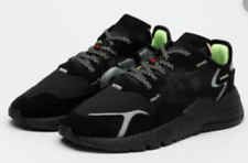 New adidas Originals Nite Jogger Boost Black X 3M Reflective Black Men Shoes EE5