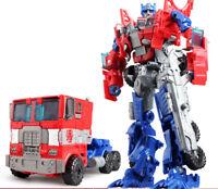 "8"" Optimus Prime Figure Transformers Generations Wars Combiner Class Robots toy"