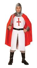 A2z Kids St George Knight Crusader Fancy Dress Costume