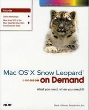 Mac OS X Snow Leopard On Demand-ExLibrary