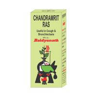 5 packs Baidyanath Chandramrit Ras 30 tab free shipping