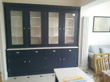 Bespoke Kitchen Furniture Hand painted Solid Timber throughout