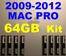 64GB Mac Pro 2009-12 • 4,1/5,1 8/12 core • RAM Memory Upgrade for DUAL CPU ONLY