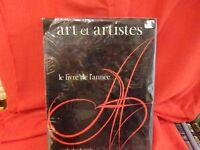 COLLECTIF - Art et artistes. Le livre de l'année 1981.