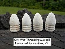 1 Old Rare Vintage Antique Civil War Relic Confederate Miniball Appomattox CSA