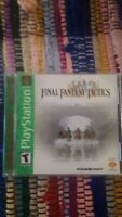 Final Fantasy Tactics (Sony PlayStation PS1) Complete Greatest Hits