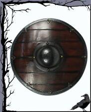 Larp-Waffenkammer - Schilde - Wikinger Rundschild 50cm  Epic Armoury