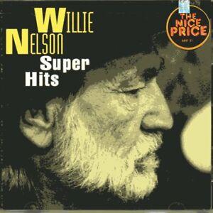 Willie Nelson - Super Hits; top Columbia-CD von 1994!