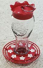 New listing Pennington Glass Hummingbird Feeder - 00006000  14 Oz Nectar Bottle, 8 Bee-Resist PortsLnc