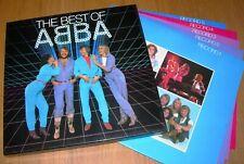 ABBA – THE BEST OF ABBA - 5 × LP Box Set