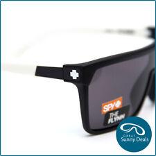 NEW Spy Flynn Ebony Ivory with Grey lens (SPFYE100) Sunglasses