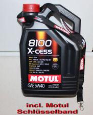 Huiles de moteur synthétiques MOTUL pour véhicule 5W40