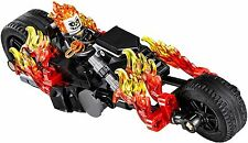 LEGO Marvel Super Heroes GHOST RIDER MOTORCYCLE MINIFIGURE AUTHENTIC NEW 76058