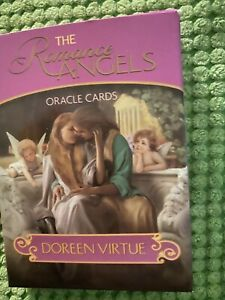 Doreen Virtue The Romance Of Angels Oracle Cards Brand New