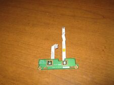 GENUINE!! TOSHIBA M65-S809 M65 SERIES TOUCHPAD MOUSE BUTTON BOARD LS-2744