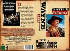 Die Comancheros, DVD/Neu, Western mit John Wayne, Stuart Whitman und Lee Marvin