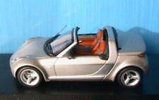 SMART ROADSTER COUPE 2003 SILVER CHAMPAGNE MINICHAMPS 1/43 EDITION SPECIALE