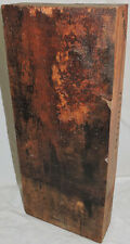 Mango Wood 18.5x8x2.5 Violin Making Cutting Boards Cabinetry Tables Book Cases