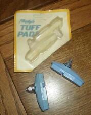 NOS Vintage Old School BMX Skyway Light BlueTuff-Pad Skyway Brake Pads