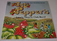Sgt. Pepper's Lonely Hearts Club Band Music from the Motion Picture New LP Album