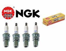 4 X NGK Standard Resistor OEM Performance Power Spark Plugs BR7ES # 5122