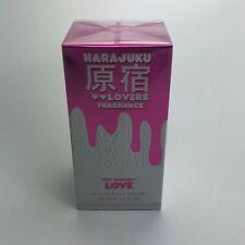 HARAJUKU LOVERS POP ELECTRIC LOVE 30ML EAU DE PARFUM SPRAY