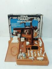 vintage Star Wars Boxed Droids Factory Near Complete With Rare 3 Leg R2D2