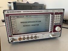 CMS50 Rohde&Schwarz Communication Service Monitor