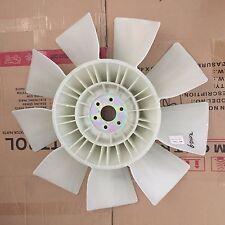 600 625 7620 Fan Blade Fits For Komatsu 6d102 Engine Excavator Pc200 6 Pc220 6