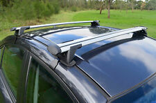Aero Roof Rack Cross Bar for Honda Accord Euro 08-15 Sedan Alloy 135cm Extended