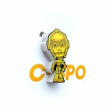 STAR WARS C-3PO 3D LED DECOR WALL NIGHT LIGHT NEW BEDROOM