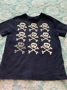 hanna andersson 110 boys T-shirt