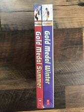 Gold Medal Summer and Gold Medal Winter paperback double pack by Donna Freitas