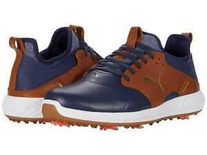 Man's Sneakers & Athletic Shoes PUMA Golf Ignite Pwradapt Caged Crafted