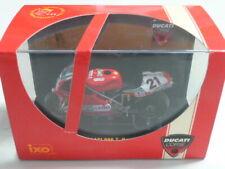 IXO 1/24 DUCATI 996R T.BAYLISS SUPERBIKE WORLD CHAMPION 2001