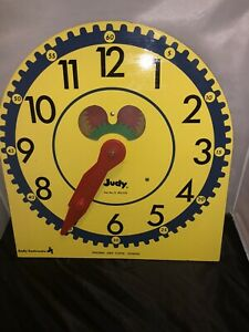 Original Judy/Instructo Clock by Carson-Dellosa - Home schooling Tool, Teaching
