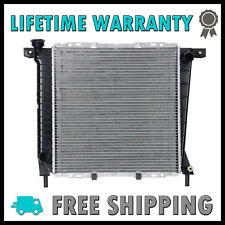 New Radiator for Ford Ranger Bronco II Explorer Navajo 2.8 2.9 3.0 4.0 V6 M/T