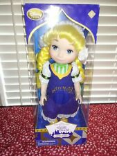 "New It's a Small World Doll Holland 16"" Disney Animators Collection NIB"