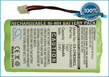 3.6V battery for GP WP2132, DCP300, 30AAAAH3BMX, Binatone ON AIR 1000, WP-2132,