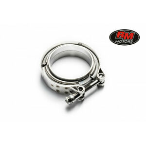 76mm 3 inches V Band Vband Clamp Stainless Steel Flange