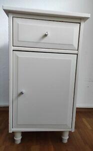 Ikea Hemnes Nachtschrank Kommode Nachttisch in weiß