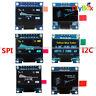 """0.96"""" OLED I2C IIC SPI Serial 128X64 LCD LED Display Module White Blue Yellow"""