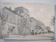 5140 AK Weißenfels Merseburger Str. Volkshaus 31.8.1915