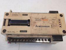 USED MITSUBISHI F1-12MR-UL MELSEC F1-12MR PROGRAMMABLE CONTROLLER/PLC  DI