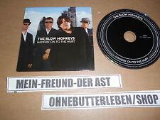 CD Pop The Blow Monkeys - Hangin On To The Hurt (1 Song) MCD / FOD NOVA